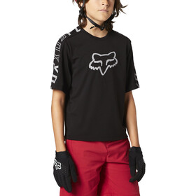 Fox Ranger Dri-Release SS Jersey Youth, black
